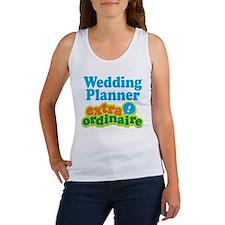 Wedding Planner Extraordinaire Women's Tank Top
