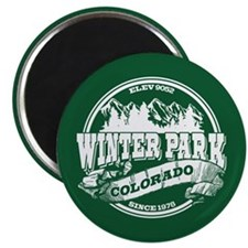 Winter Park Old Circle Magnet