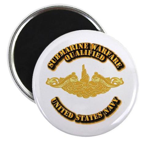 Navy - Sub Warfare - Gold Magnet