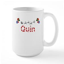 Quin, Christmas Mug