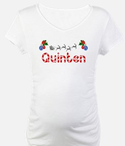 Quinten, Christmas Shirt