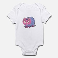 Silly Wooly Mammouth Infant Bodysuit