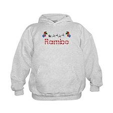 Rambo, Christmas Hoody