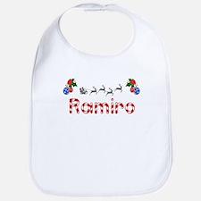 Ramiro, Christmas Bib