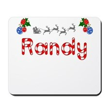 Randy, Christmas Mousepad