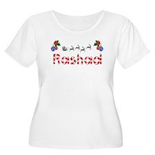 Rashad, Christmas T-Shirt