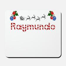 Raymundo, Christmas Mousepad