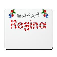 Regina, Christmas Mousepad