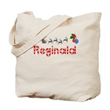 Reginald, Christmas Tote Bag
