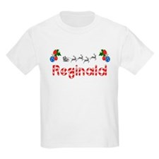 Reginald, Christmas T-Shirt