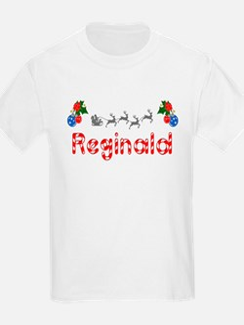 Reginald, Christmas T-Shirt