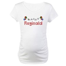 Reginald, Christmas Shirt