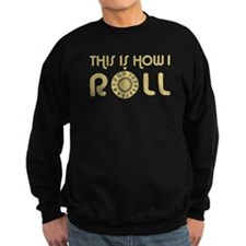 This Is How I Roll Guitar Amplifier Sweatshirt