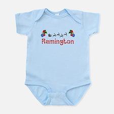 Remington, Christmas Onesie