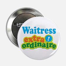 """Waitress 2.25"""" Button"""