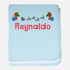 Reynaldo, Christmas baby blanket
