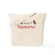 Rigoberto, Christmas Tote Bag