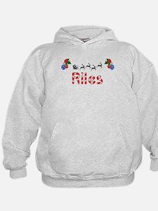 Riles, Christmas Hoodie