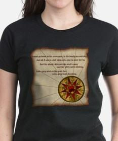 Harvest Moons Compass Rose Tee