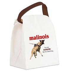 extrememal.jpg Canvas Lunch Bag