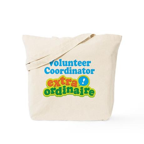 Volunteer Coordinator Extraordinaire Tote Bag