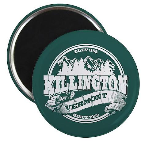 Killington Old Circle Magnet
