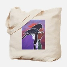 Two Crows Tote Bag