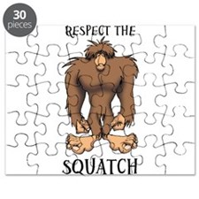 RESPECT THE SQUATCH Puzzle