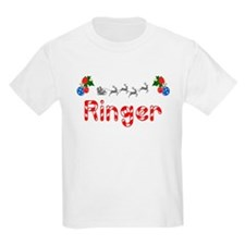 Ringer, Christmas T-Shirt