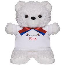 Rink, Christmas Teddy Bear