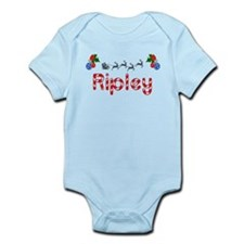 Ripley, Christmas Infant Bodysuit