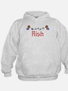 Rish, Christmas Hoodie