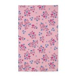 Flower Liberty Pink 3'x5' Area Rug