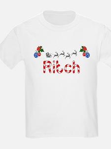 Ritch, Christmas T-Shirt