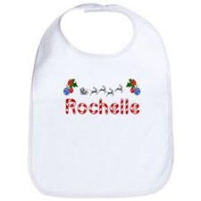 Rochelle, Christmas Bib