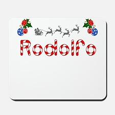 Rodolfo, Christmas Mousepad