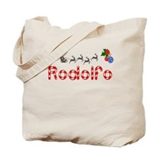 Rodolfo, Christmas Tote Bag