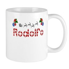 Rodolfo, Christmas Small Mug