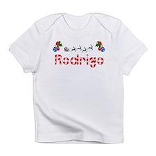 Rodrigo, Christmas Infant T-Shirt