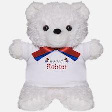 Rohan, Christmas Teddy Bear