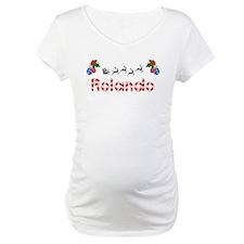 Rolando, Christmas Shirt