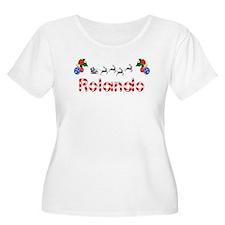 Rolando, Christmas T-Shirt