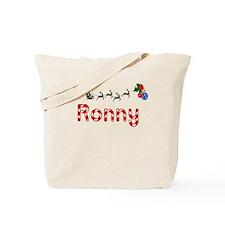 Ronny, Christmas Tote Bag