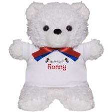 Ronny, Christmas Teddy Bear