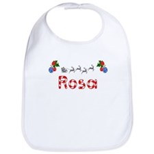 Rosa, Christmas Bib