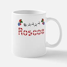 Roscoe, Christmas Mug