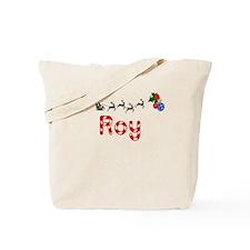 Roy, Christmas Tote Bag