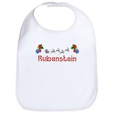 Rubenstein, Christmas Bib
