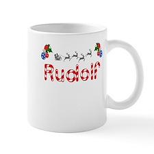 Rudolf, Christmas Mug