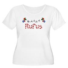 Rufus, Christmas T-Shirt